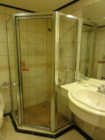 Maison de Chine Hotel Taichung: バスルーム①