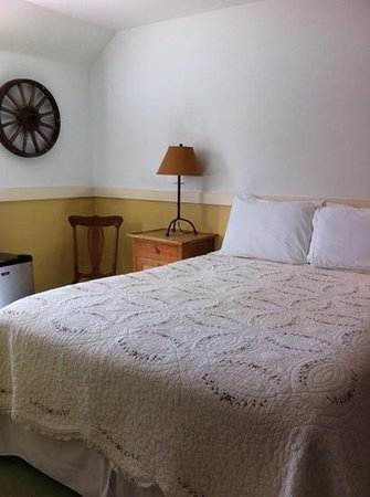 Valley Ford Hotel:                   chambre 6