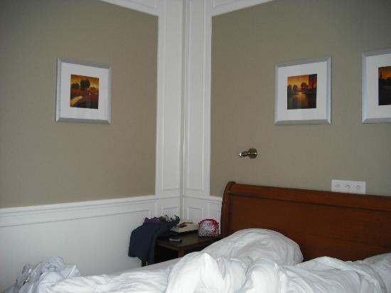 Apollofirst boutique hotel Amsterdam: stanza
