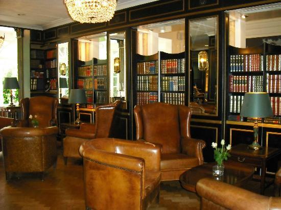 Apollofirst boutique hotel Amsterdam: sala cognac