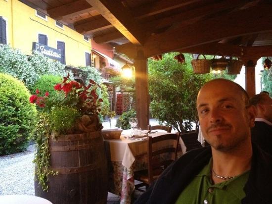 Al Fornello : la veranda del Fornello