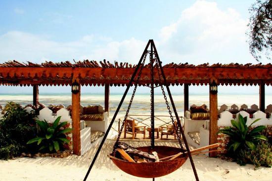 Seasons Lodge Zanzibar: Bar Area