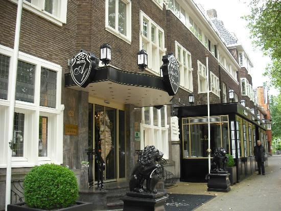 Apollofirst boutique hotel Amsterdam: esterna