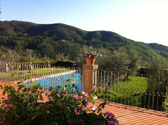 Borgo I Vicelli Country Relais: Tthe Pool