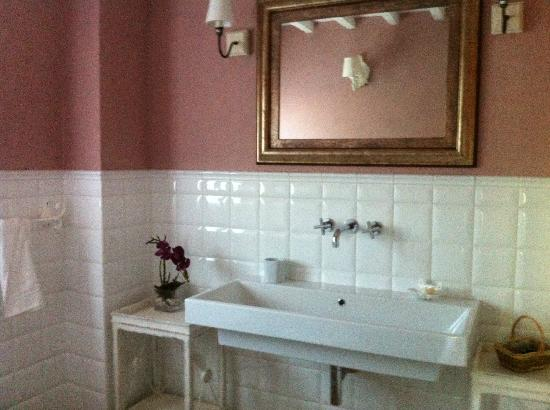 Borgo I Vicelli Country Relais: Bathroom