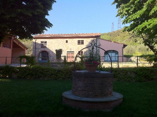 Borgo I Vicelli Country Relais: The Ancient Well