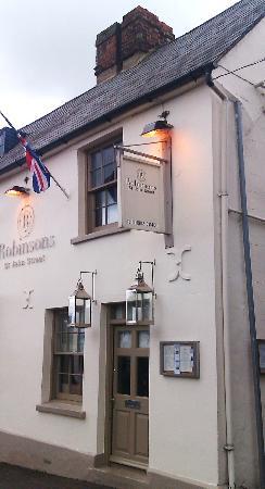 Robinsons Restaurant: Robinson's Restaurant