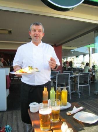 Parky's Bar Bistro: Chef Keith