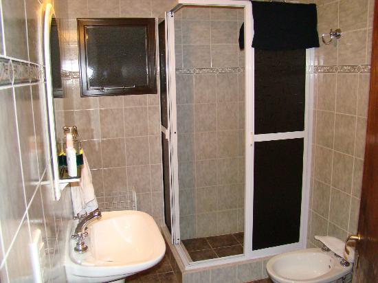 Casa de Grillos B&B: Banheiro Suite