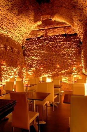 Comedor de La Grotta