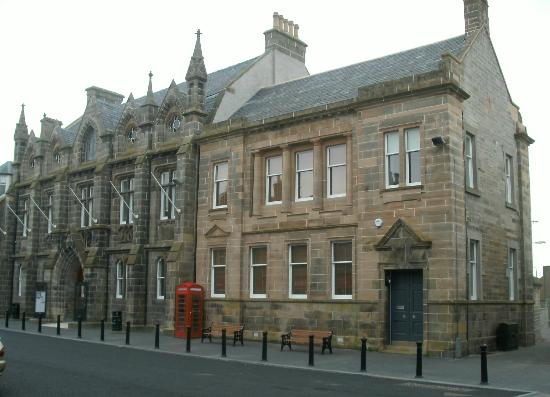 Caithness Horizons: Our building