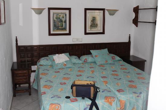 Apartamentos Parque Mar: Bedroom