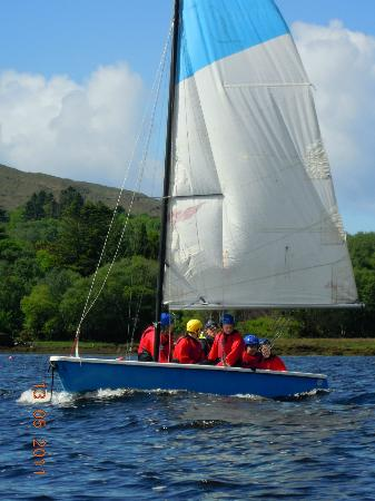 Star Outdoors Adventure Centre: Sailing Trip on the Kenmare Bay