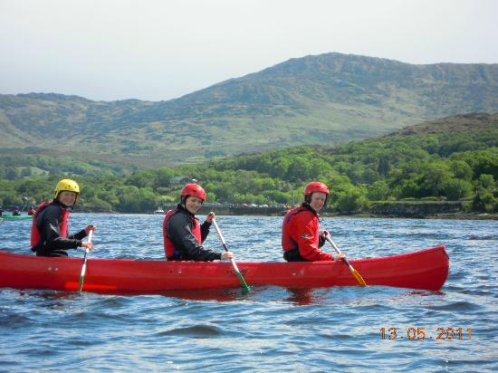 Star Outdoors Adventure Centre: Canoeing