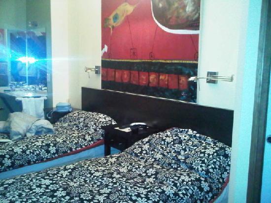 Hosteria Foike: nuestro cuarto