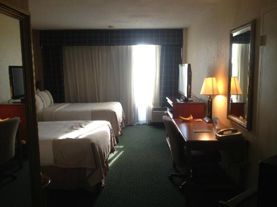 Holiday Inn Gainesville University Center: room