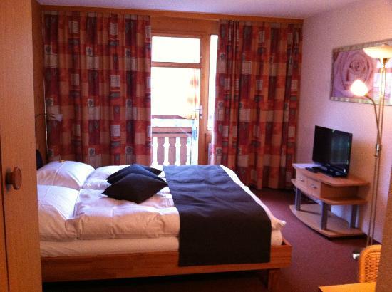 Hotel Cabana: Sleeping Area