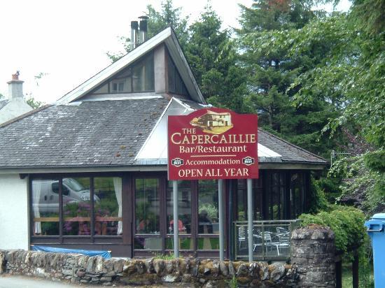 The Capercaillie @ Killin