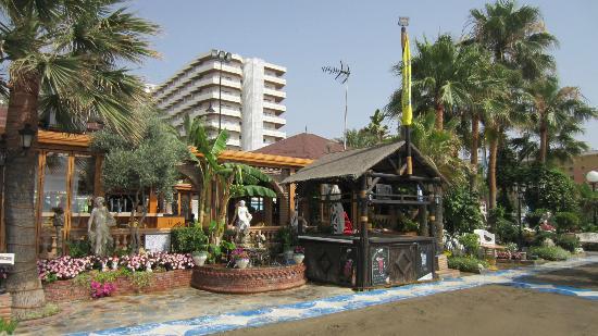 Chiringuito El Velero: from the playa