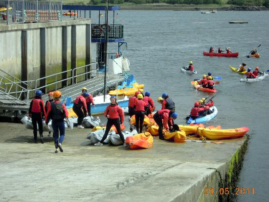 Star Outdoors Adventure Centre: Kayaking