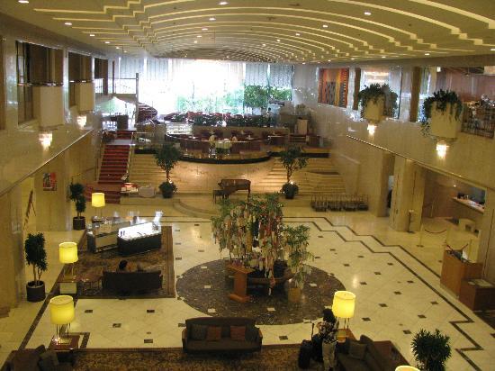 Hotel Granvia Hiroshima: Foyer/lobby
