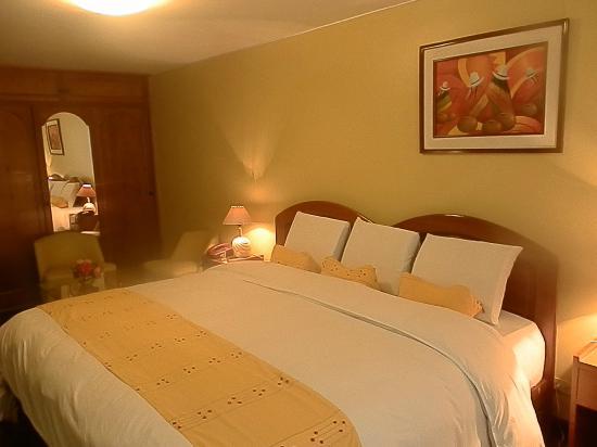 Hotel Samana Arequipa: Room with King SizeBed