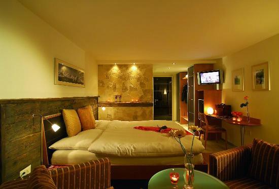 Hotel Pollux : Standard Doppelzimmer