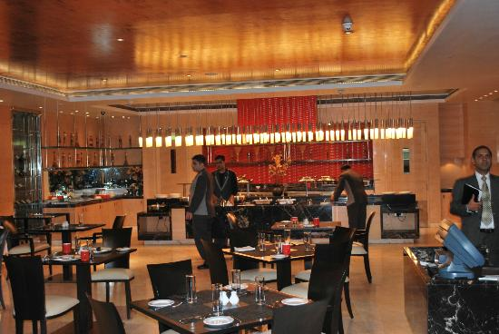 Radisson Blu Marina Connaught Place: The coffee shop