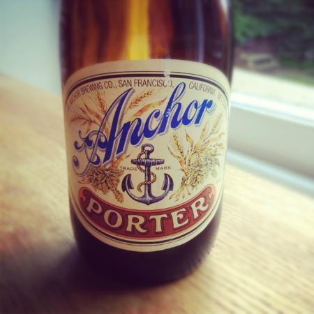 Aubergine Cafe: Anchor Porter