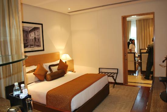 Radisson Blu Marina Connaught Place: standard room