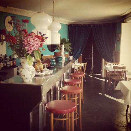 Cometa Restaurante: THE BAR
