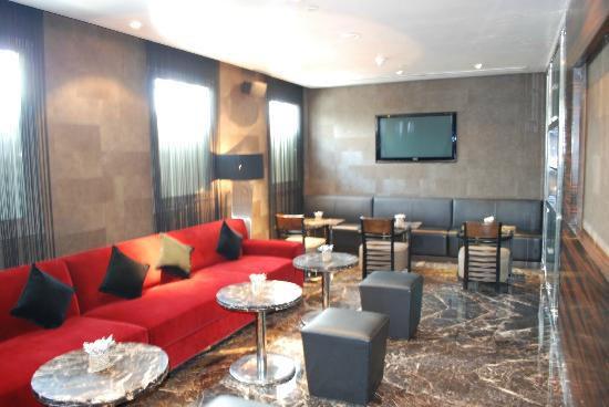 Radisson Blu Marina Connaught Place: Lounge