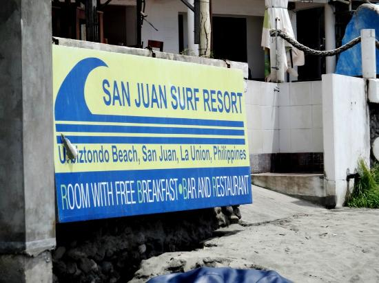 ‪‪San Juan Surf Resort‬: San Juan Surf Resort‬