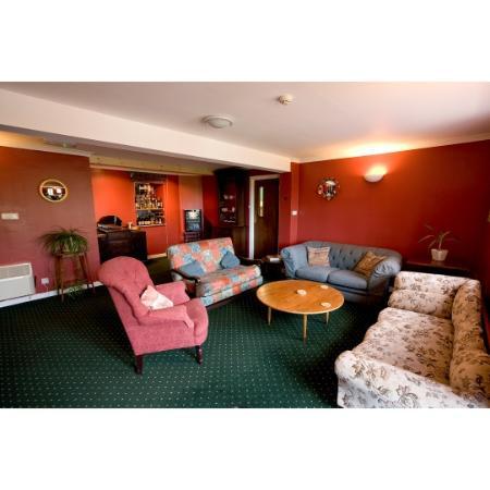 Druimnacroish: lounge
