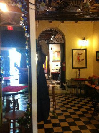 Cafe Esperanza: Warm atmosphere