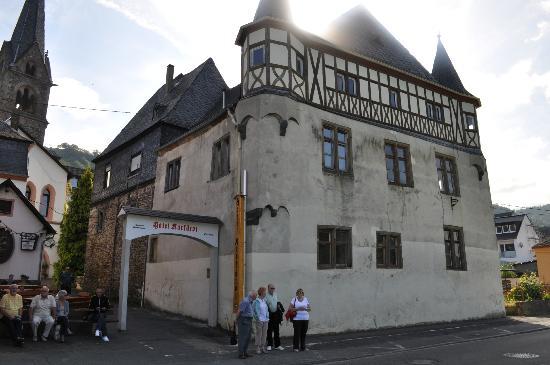 Kamp-Bornhofen, Germania: Hotel Kurfurst .