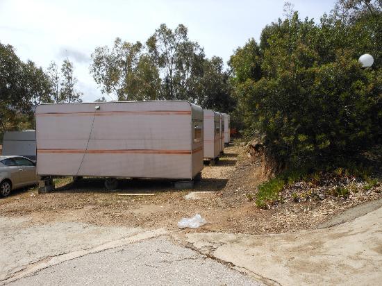 Camping Village Capo d'Orso: roulette