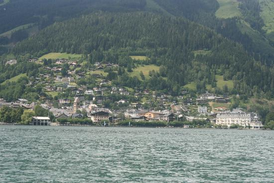 Gartenhotel  Daxer: The town of Zell Am See