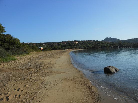 Camping Village Capo d'Orso: spiaggia