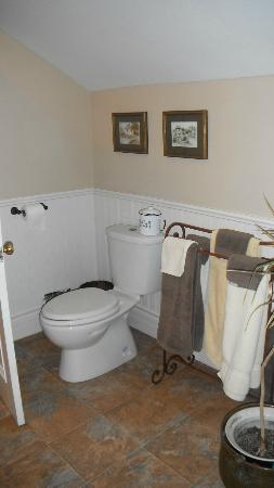 Holly Cottage Bed and Breakfast: Bathroom (the Kyle room)