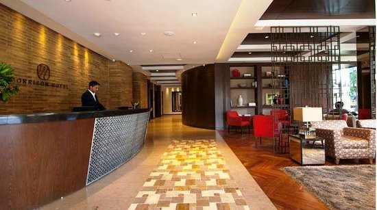 Morrison 114 Hotel: Lobby  - Great service