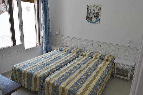 Apartamentos Siesta Mar: Dormitorio