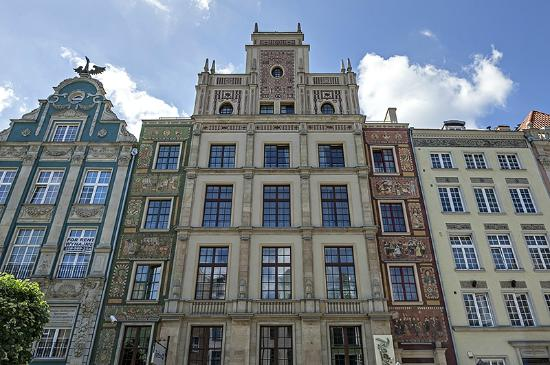 Radisson Blu Hotel Gdansk : The charming Radisson Blue Hotel