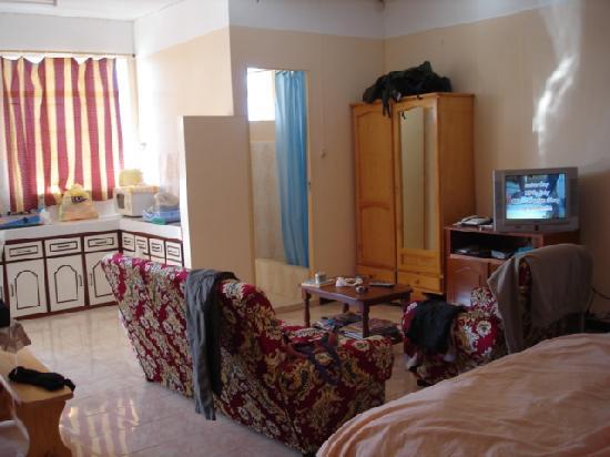 Alphavilla: la chambre