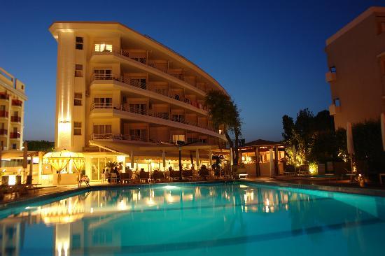 Hotel Mariver Jesolo Itali 235 Foto S Reviews En