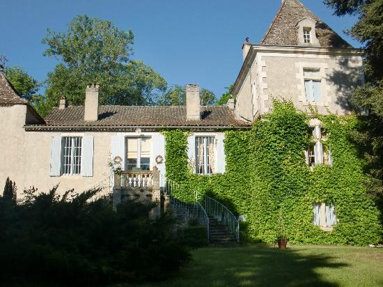 Chateau de Pecmontier