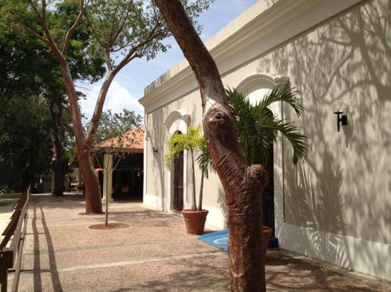 Activities room - Picture of Hotel Banos de Coamo, Coamo - TripAdvisor