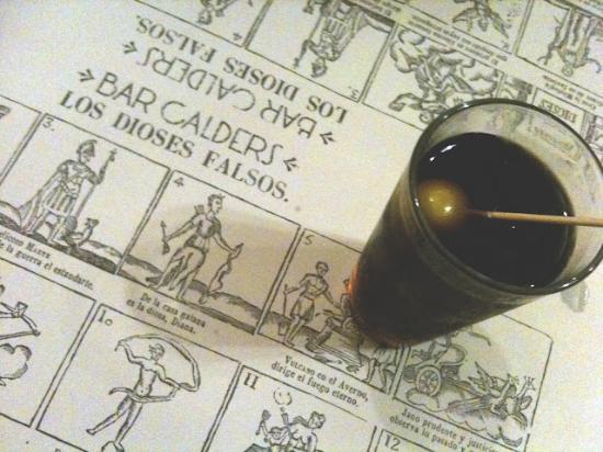 Bar Calders: Vermut