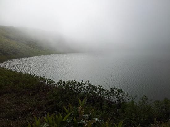 Lagoon El Junco