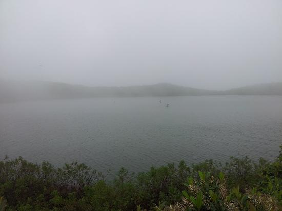 Lagoon El Junco: Vista de El Junco 2
